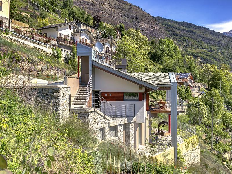 Villa d'Aosta